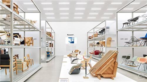 划时代的展览   感受室内设计大师浓墨重彩的一生