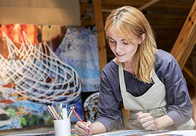 开课啦 | 艺术留学作品集之手绘重要性