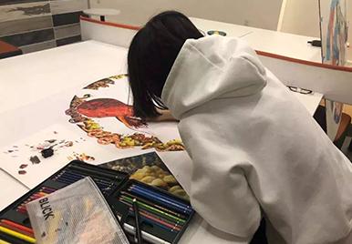 国内艺考录取率低,高中生选择去国外读艺术有什么优势?