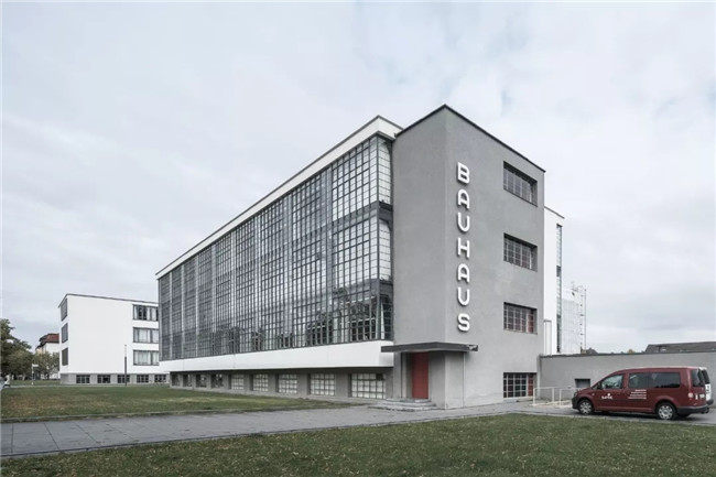德国当代建筑到魏玛包豪斯大学