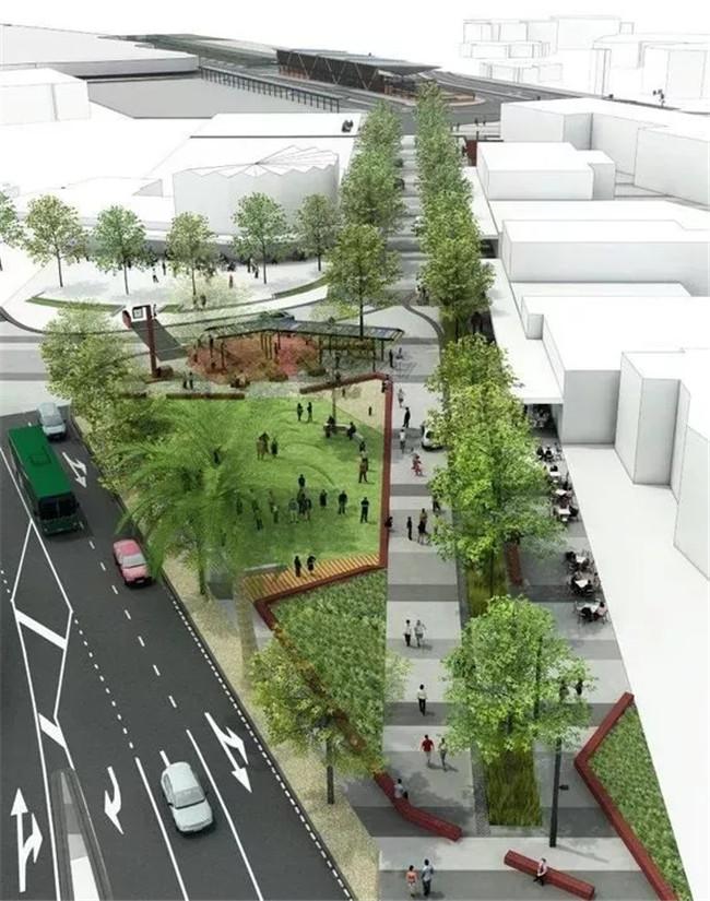 景观设计和城市设计有什么区别?该怎么准备作品集呢?