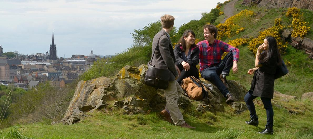 NEW!爱丁堡大学景观专业录取作品集案例分享