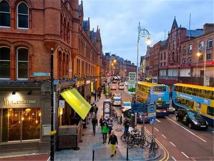 欧洲留学性价比之王爱尔兰,竟然有这么多留学优势!