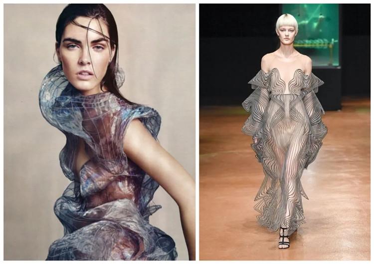 克瑞思作品集课堂01 ▏服装设计专业&后现代主义项目